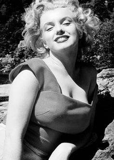 Marilyn Monroe/ great picture I've never seen before