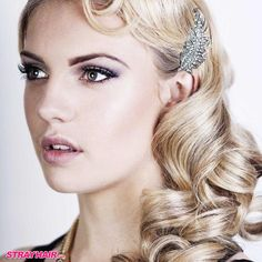Style Hair 1920S Theme On Pinterest  Gats 1920S Hair And 1920S Within Roaring