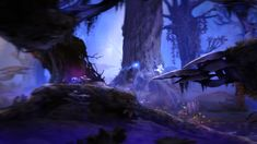 Ori and the blind Forest - by Moon Studios