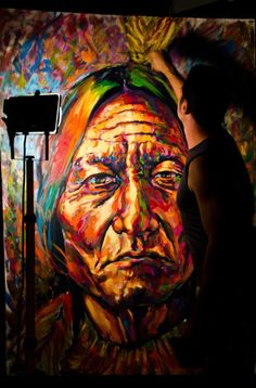 Sitting Bull...