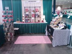 My Scentsy Booth Displays