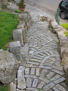 Affordable Beautiful Garden Path For Your Garden 28