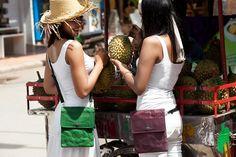 ESC Shoulder Bag ...soczystego dnia :)