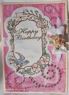 Card details at Kiwime's Kreations