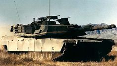 M1A2, the upgraded version of M1-A1. - Image - Army Technology