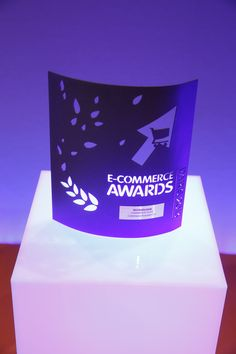 """E-commerce Award dans la catégorie """"Technologie"""" remporté par @CommerceGuys #ECP13 #Awards"""