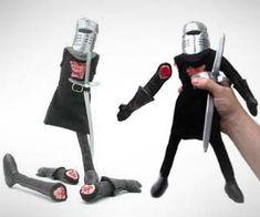 Monty Python Knight Plushie