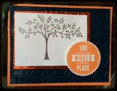 A unique Craft Metal Card perfect for Fathers Day!