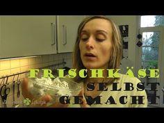Frischkäse selber machen - YouTube