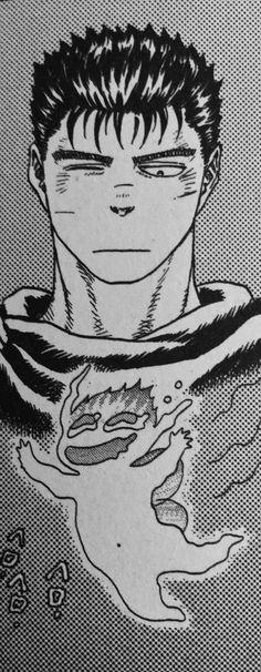 Save Puck omg (Berserk: Volume 1; page 214) love this manga so far
