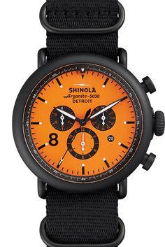 Image of Shinola Men's Runwell 45mm Watch
