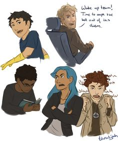 I had to draw the rest of the darkest minds gang after drawing Ruby so here they are! Suzume - Liam Chubs - Vida - Jude ~The Darkest Minds - Alexandra B. The Darkest Minds Book Tv, Book Series, Book Nerd, Hunger Games, The Darkest Minds Series, Queen Of The Tearling, Black Betty, Fanart, Owl