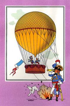 """Ballon 10 : Ballon """"L'Entreprenant"""""""