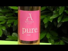 Artisan Pure Rosé Jun, Artisan, Pure Products, Drinks, Bottle, Rose, Videos, Drinking, Beverages