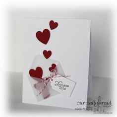 Sending Love by YoursTruly - Cards and Paper Crafts at Splitcoaststampers