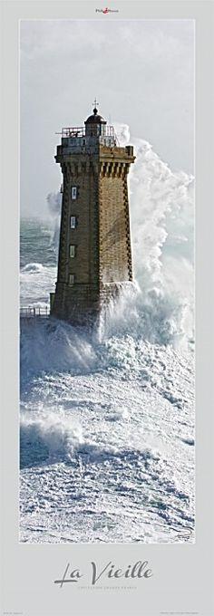 Le phare de la Vieille - Finistère - Bretagne