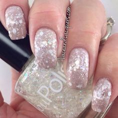 Lace and Lacquers: YOU POLISH: Runaway Bride, Garden Variety & The Violet Hour