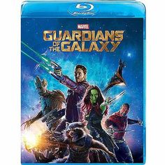 Follow the Marvel Cinematic Universe into the cosmos with Guardians of the Galaxy, available now!