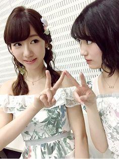 Yukirin & Mayuyu #AKB48 #NGT48