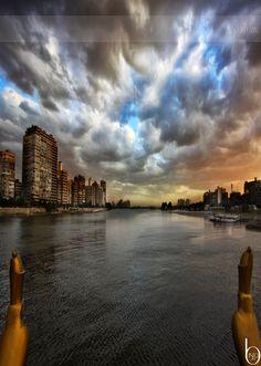 The Nile - Cairo, Egypt