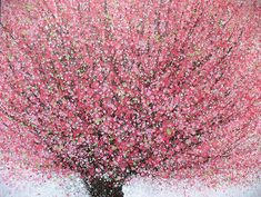 Winter's been great but I'm ready for Spring! And doesn't this scream Spring to you? This is Lieu Nguyen's Spring Blossom