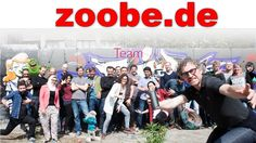 DANKE #ZOOBE   Zoobe is a free 3D animated message app for iOS and Android