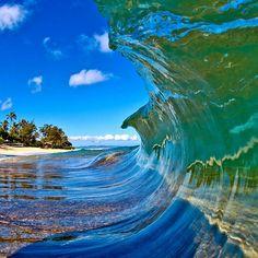 Ondas no Havaí (10)