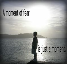 I let fear hold me back from so many things. But everything in life we don't do, or put off doing, or tell ourselves we don't have a chance at we just need to do anyways. We need to get past that uncomfortable moment and then the next one and the next and 9 times out of 10 we'll get to a moment that's oh so worth it.