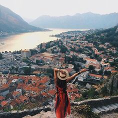 KOTOR | MONTENEGRO Photo from @travelthelife! #kotor