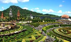 Nong Nooch, Tailândia