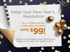 Passport Spanish Online Course | Living Language