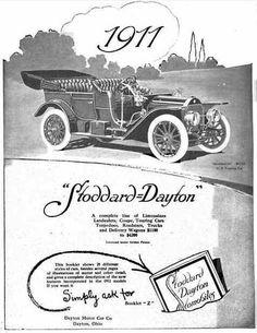 1911 Stoddard-Dayton