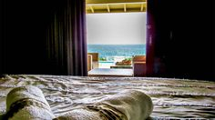 #curacao #villa #townhouse #houseforsale  http://orange-real.estate  Boca Gentil Front Villa - Sea view from your bed.