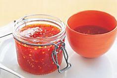 Hot Chilli Sauce Recipe - Taste.com.au