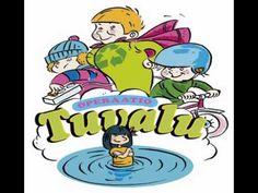 Ilmastonmuutos - Operaatio Tuvalu - kuunnelma + oppilaan tehtävämoniste.