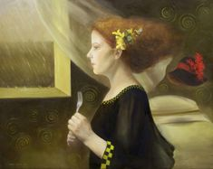 Artist Bio Andrea Kowch (b. 1986) was born in Detroit, Michigan, where she earned her BFA at the College for Creative Studies. Throughou...