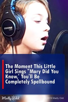 The Moment This Little Girl Sings 'Mary Did You Know' You'll Be Completely Spellbound Gospel Music, Music Songs, Music Videos, Live Music, My Music, Got Talent Videos, Little Girl Singing, Country Music Singers, Types Of Music