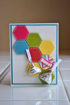 Creative card making.  #wermemorykeepers #cards #cardmaking