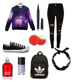 """In a galaxy far far away... "" by larissa-bens on Polyvore featuring mode, Converse, adidas Originals, Eos, Marc Jacobs, Cacharel, Cheeky, women's clothing, women en female"