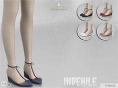 sims 4 mm cc maxis match shoes madlen