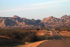 Wichita Mountains, SW Oklahoma