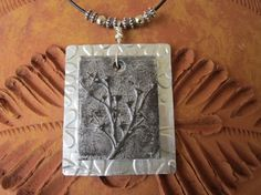 Polymer Clay and Metal Jewelry
