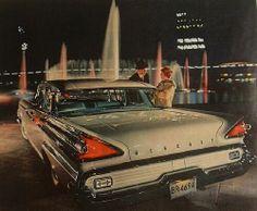 1959 MERCURY MONTEREY....