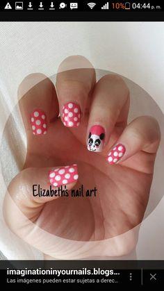 Nail Art, Nails, Painting, Beauty, Finger Nails, Beleza, Ongles, Painting Art, Nail Arts