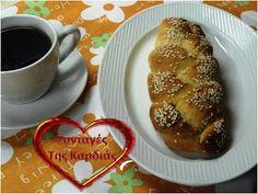 Τα νηστίσιμα τσουρεκάκια που σας προτείνουμε σήμερα σαν μια νόστιμη λιχουδιά για το καφεδάκι σας, δεν έχουν να ζηλέψουν σε τίποτε τα τσουρ... French Toast, Breakfast, Blog, Kuchen, Morning Coffee, Blogging