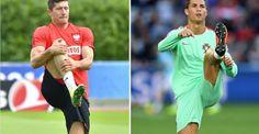 Depuis le début de la compétition, on attend dabvantage d'eux. Stars incontestées de la Pologne et du Portugal, Robert Lewandowski et Cristiano Ronaldo se retrouvent ce jeudi soir à Marseille pour un quart de finale incertain et dont on se demande si les défenses ne vont pas, encore une fois...
