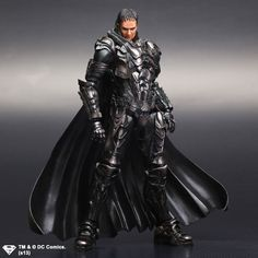 Man of Steel General Zod by Play Arts Kai