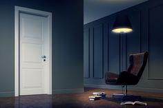 Εσωτερική πόρτα Icon 2 Tall Cabinet Storage, Catalog, Blue And White, Doors, Modern, Furniture, Home Decor, Trendy Tree, Decoration Home