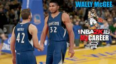 NBA 2K16 (PS4) - Wally McGee MyCareer Series (PG) - EP19 (Taking on the Champs!)