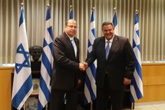 Massimiliano Buono: Syriza e ANEL - Trattato militare Grecia e Israele...